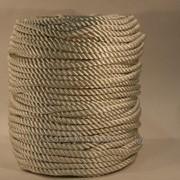 Канат ПАТ капроновый полиамидный тросовой свивки ГОСТ 30055-93 фото