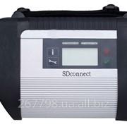 Сканер Mercedes Star SD Connect 4 фото
