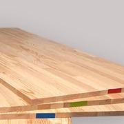 Мебельный щит сосновый, 18 мм фото