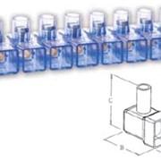 Колодка соединительная 16 мм², колодка клеммная, клеммник фото