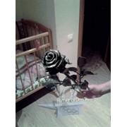 Розы, художественная ковка фото