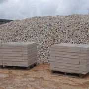 Доломитизированный известняк 5-ти сторон. обр. высота 150 мм толщина 25 – 35 мм: 150*150 мм (скала)