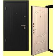 Дверь металлическая модель Классик фото