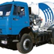 Автобетоносмеситель 58147A (ABS-7A) (шасси КАМАЗ-65115 6х4) фото