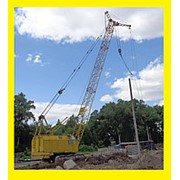 Аренда гусеничного крана ДЭК-251 25 тонн в Краснодаре фото