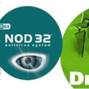 Антивирусная защита, продажа антивирусов фото
