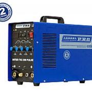 Аппарат аргонодуговой сварки AuroraPRO INTER TIG 200 PULSE (TIG+MMA) MOSFET фото