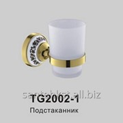 Держатель стакана TG2002-1 золото фото