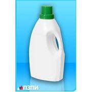 Пластиковый флакон для стирки и моющих средств Ф31 фото