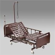 Медицинская кровать функциональная механическая Армед с принадлежностями RS105-С фото