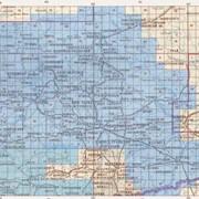 Карты топографические фото