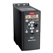 Преобразователь частоты Danfoss Micro Drive