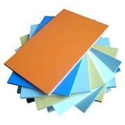 ПВХ листовой пластик фото