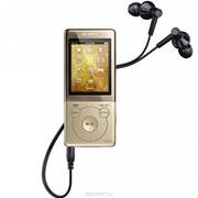 Электронная книга Sony MP3 Player NWZ-E474 8GB Gold фото