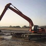 Гусеничный экскаваторHitachi ZX200 RIVER фото