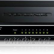 Коммутатор TP-Link TL-SG1008D DDP (8х10/100/1000 Мбит, настольный), код 66503 фото