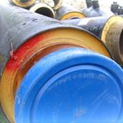 Трубы теплоизолированные фото