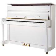 Акустическое пианино Petrof P-118-G1 0001 (Белое полированное) фото