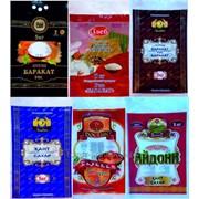 Упаковка для бакалейных изделий с логотипом заказчика фото