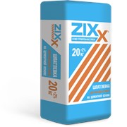 Шпатлевка фасадная на цементной основе ZIXX фото