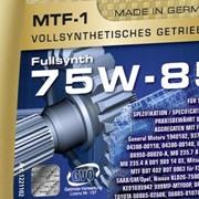 Масло моторное MTF-1 75W85, 1л фото