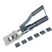 Пресс клещи механические для опрессовки алюминиевых и медных наконечников от 10-120 мм фото