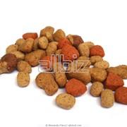 Производство готовых кормов для животных. фото