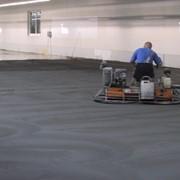 Неармированные бетонные полы фото