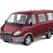 """Микроавтобус ГАЗ-22171 """"Соболь"""" фото"""