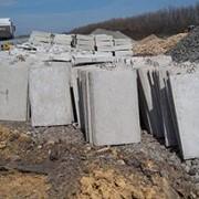 Плиты укрепления П-1 фото