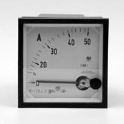 Амперметр и вольтметр Е350 96х96мм фото