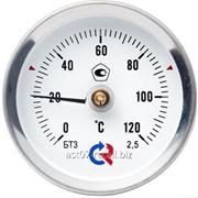 Термометр биметаллический 200°C L=60 (50) фото