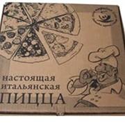 Коробки для пиццы в Крыму фото