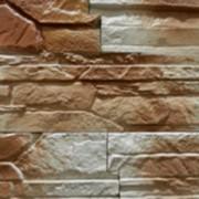 Сланец Фигурный,толщина камня 14мм. фото