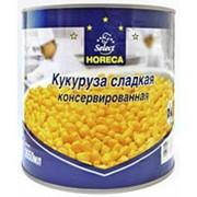 Кукуруза HORECA SELECT сладкая консервированная, 2,125кг фото