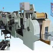 Машина для производства бумажных пакетов фото