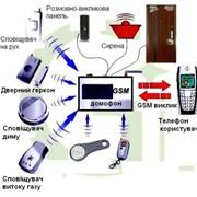 Монтаж и обслуживание систем GSM домофон фото