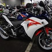 Мотоцикл спортбайк No. B4324 Honda CBR250R FI фото