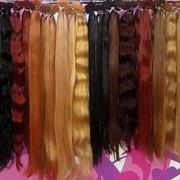 Волосы для профессионального наращивания фото