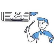 Услуги ремонта кондиционеров фото