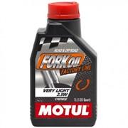 Масло для мототехники Motul модель 2.5W FORK OIL FL VL 1L фото