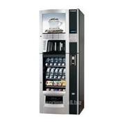 Комбинированный автомат для продажи горячих напитков и снэков Diamante фото