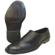 Туфли мужские кожа/хром фото