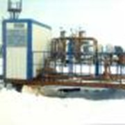 Блок узла учета нефти оперативный