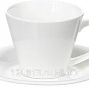 Чайная пара 180 мл Wilmax блюдце 996099 /6/48/ фото