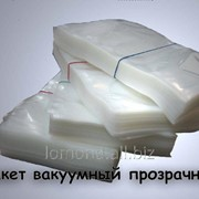 Вакуумный пакет гладкий 18*23см 2*80мк Pet/PE