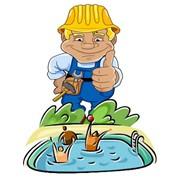 Строительство и обслуживание бассейнов всех типов фото