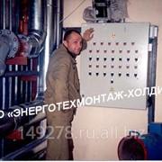 Монтаж автоматики фото