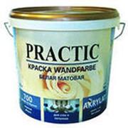 Краска для стен и потолков PRACTIC Wandfarbe фото
