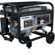 Газовый (гибридный) генератор Hyundai фото
